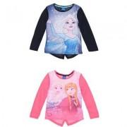 Disney Frost T-shirt (Rosa, 8A - 128 CM)