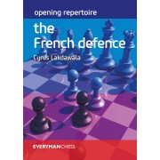 Carte : Opening Repertoire: The French Defence Cyrus Lakdawala