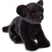Jucarie din plus National Geographic Pantera neagra 25 cm - 770743