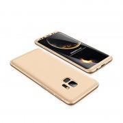 Husa Samsung S9 Plus GKK Full Cover 360 - Gold