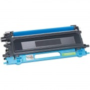 recycled / rebuilt by iColor Brother TN-135C Toner- Rebuilt- cyan