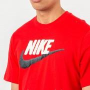 Nike Sportswear Tee University Red/ Sail/ Black