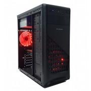 Calculator gaming Intel Haswell Refresh i5 4590, 8GB DDR3, SSD 120GB + HDD 500GB, video SAPPHIRE Radeon R7 370 OC NITRO 4GB GDDR5 256-bit