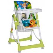 Bertoni Lorelli Stolica za hranjenje beba Primo Green jungle