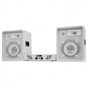 "Electronic-Star DJ-PA Set White Star Series ""Arctic Storm"" 800W (PL-AU-WH-800-2.0)"