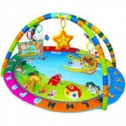 Centru De Joaca Cu Sunete Si Lumini Zoo Sun Baby Multicolor