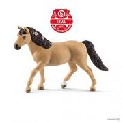 Schleich Connemara Pony Mare Figurine Toy, Multicolor
