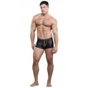 Male Power Hermes Boxer Brief Underwear Black PAK-152