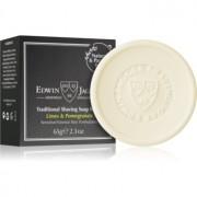 EDWIN JAGGER Limes & Pomegranate sabonete de barbear recarga 65 g