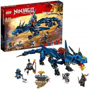 Lego ninjago dragone della tempesta 70652