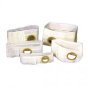 "Nu-Form Beige Support Belt Prolapse Strap 3-1/4"" Center Opening 5"" Wide 41"" - 46"" Waist X-Large Part No. BG-6423-P-C Qty 1"