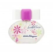 Salvatore Ferragamo Incanto Lovely Flower Eau De Toilette Spray 50ml