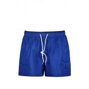 Shark Dark plavkové šortky pánské velké velikosti 5XL modrá