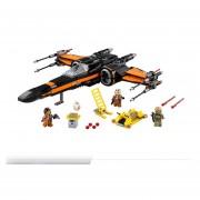 Star Wars X-wing Fighter Juguete Ensamblado De Primer Orden Poe Módulo