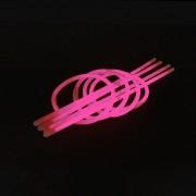 Glow sticks roze 100 stuks