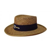 Headwear Professional Classic Style String Straw Cap S4286