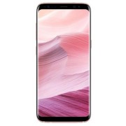 "Telefon Mobil Samsung Galaxy S8, Procesor Exynos Octa-Core 2.3GHz / 1.7GHz, Super AMOLED Capacitive touchscreen 5.8"", 4GB RAM, 64GB Flash, 12MP, 4G, Wi-Fi, Dual Sim, Android (Roz)"