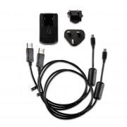 Garmin Set di caricabatterie da rete internazionali