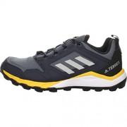 Adidas Terrex Agravic TR Zapatillas de Trail Running para Hombre, Color Onix/Grey/Active Gold, 9