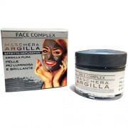 Face complex maschera viso argilla pura effetto depurativo 50 ml