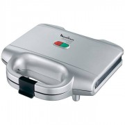 Moulinex Sm-1561 Moulinex Tostiera 700w Ultracompact Plastic Silv.