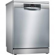 Bosch SMS46II01G 60cm Freestanding Dishwasher -Silver Inox