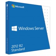 Microsoft Windows Server Standard 2012 R2 x64 English 1pk DSP OEI DVD 2CPU/2VM