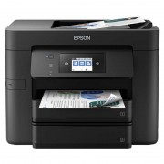 MULTIFUNCION EPSON WIFI CON FAX WORKFORCE PRO WF-4730DTWF - 34/30 PPM - 4800*1200 - DUPLEX - ESCAN 1200*2400 - PANTALLA LCD - 2 BANDEJAS PAPEL