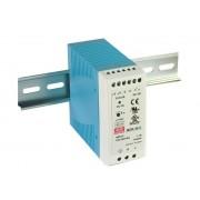 Tápegység Mean Well MDR-40-24 40W/24V/0-