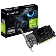 Gigabyte GV-N710D5-1GL (rev. 1.0) - Grafische kaart - GF GT 710 - 1 GB GDDR5 - PCIe 2.0 x8 laag profiel - DVI, HDMI