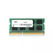 Memoria RAM SQP specifica per HP - 4GB - DDR3 - SoDimm - 1600 MHz - PC3-12800 - Unbuffered - 1R8 - 1.35V - CL11