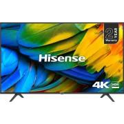 Televizor LED Hisense H43B7100, 108 cm, 4K, Procesor quad core, Dolby Audio, Smart TV, Wi-Fi, CI+, HDMI, USB, Clasa A+, Negru