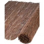 Nature Gard de gradină, 2 x 3 m, răchită groasă, 10 mm, 6050175