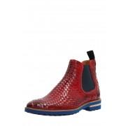 Melvin & Hamilton Chelsea-Boots Brad 1, Leder, rot
