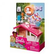 Set mobilier, Barbie adapostul catelusilor