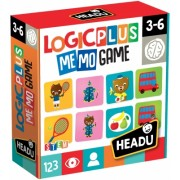 Joc De Memorie Logic Plus Headu