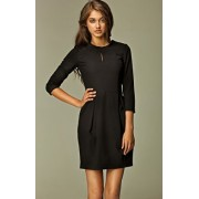 Sukienka s32 (czarny)