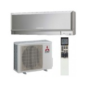 Mitsubishi Electric 9000 BTU inverter MSZ-EF25VES + MUZ-EF25VE
