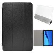 "ENKAY trifold-fodral för Huawei MediaPad M5 Lite 10.1"" - Svart"