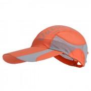 Naturehike gorra de beisbol al aire libre de secado rapido - naranja
