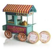 Lady Cotton Set de produse cosmetice pentru baie Vanila Ice Cream and Popcorn Truck (Bath Set)