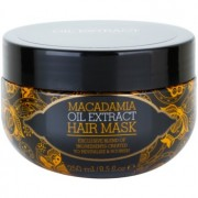 Macadamia Oil Extract Exclusive masca de par hranitoare pentru toate tipurile de păr 250 ml