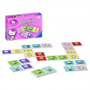 Ravensburger - 24463 - Jeu Éducatif Et Scientifique - Domino Hello Kitty