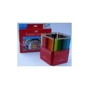 Lápis de Cor Ecolapis 60 Cores Ref. 120160g - Faber-castell