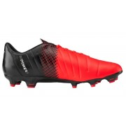 Puma evoPower 3.3 Tricks FG - scarpa da calcio terreni compatti - Red/Black