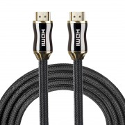 15m Metal Body HDMI 2.0 High Speed HDMI 19 Pin Male to HDMI 19 Pin Male Connector Cable