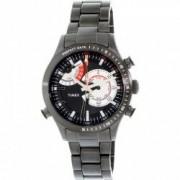 Ceas Timex barbatesc Intelligent Quartz TW2P72800 negru Stainless-Steel Quartz