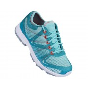 Kids' Infuze Trainers Aruba Blue Fiery Coral