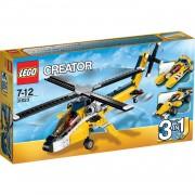 LEGO Creator gele racers 31023