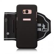 Husa Sport Samsung Galaxy S8 Plus G955 Neagra